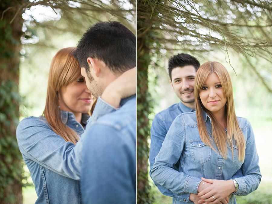 Séance engagement Marine Szczepaniak photographe mariage nord pas de calais